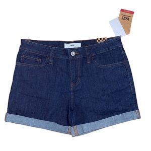 Vans BoyFriend Cuff Shorts 26
